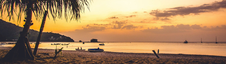 thailandia sunset